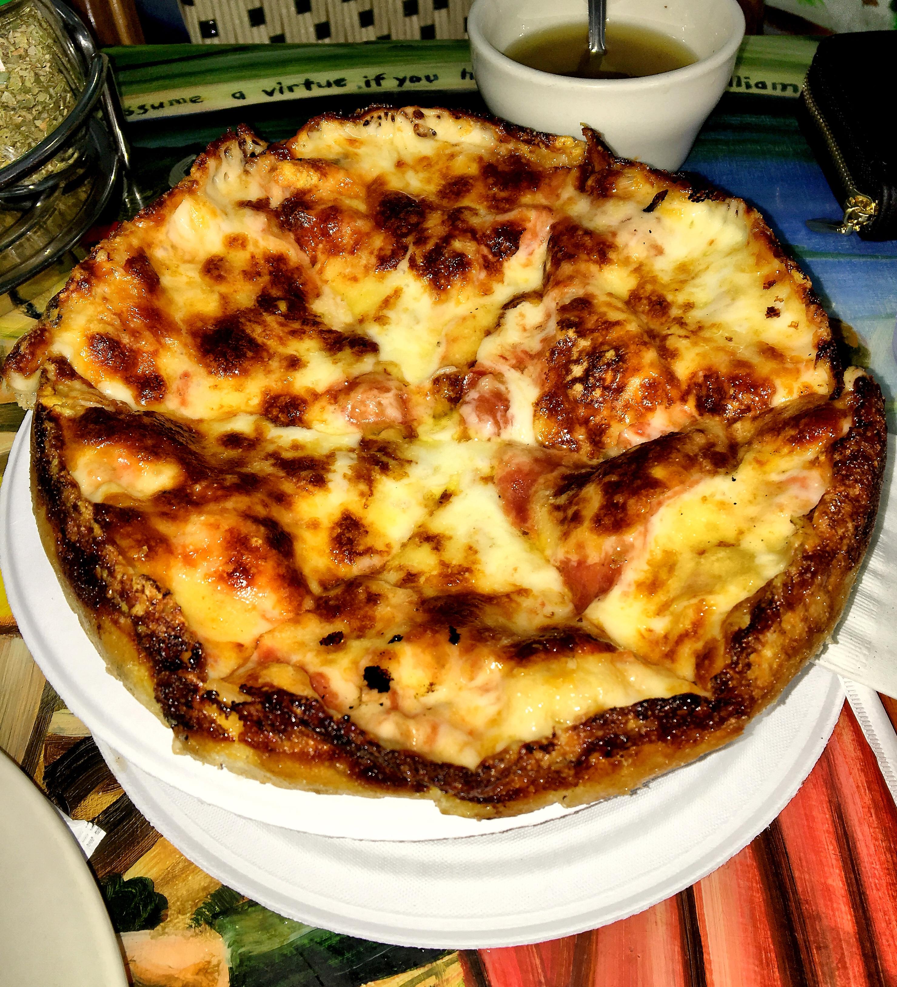 Highlandtown: Matthew's Pizza - Like the Tea EATS
